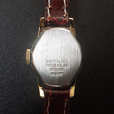 ウォルサム 手巻き腕時計 レディースアンティークウオッチ アラビア数字インデックス 02