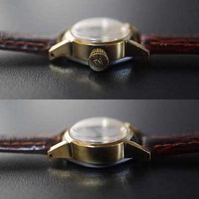 ウォルサム 手巻き腕時計 レディースアンティークウオッチ アラビア数字インデックス 03