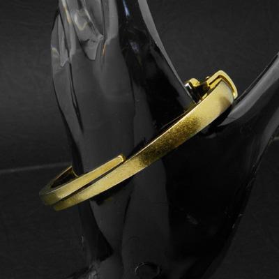 チャンドラー バングルウオッチ 装飾蓋仕様 10KGF アンティークレディースウオッチ 03